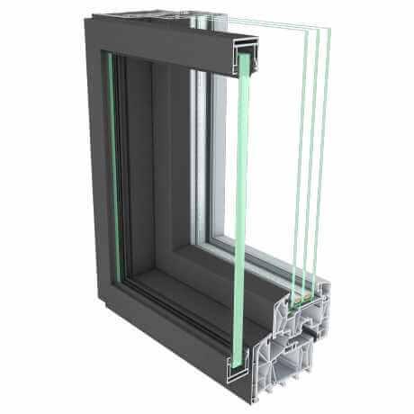 Fenster zubehör kunststoff