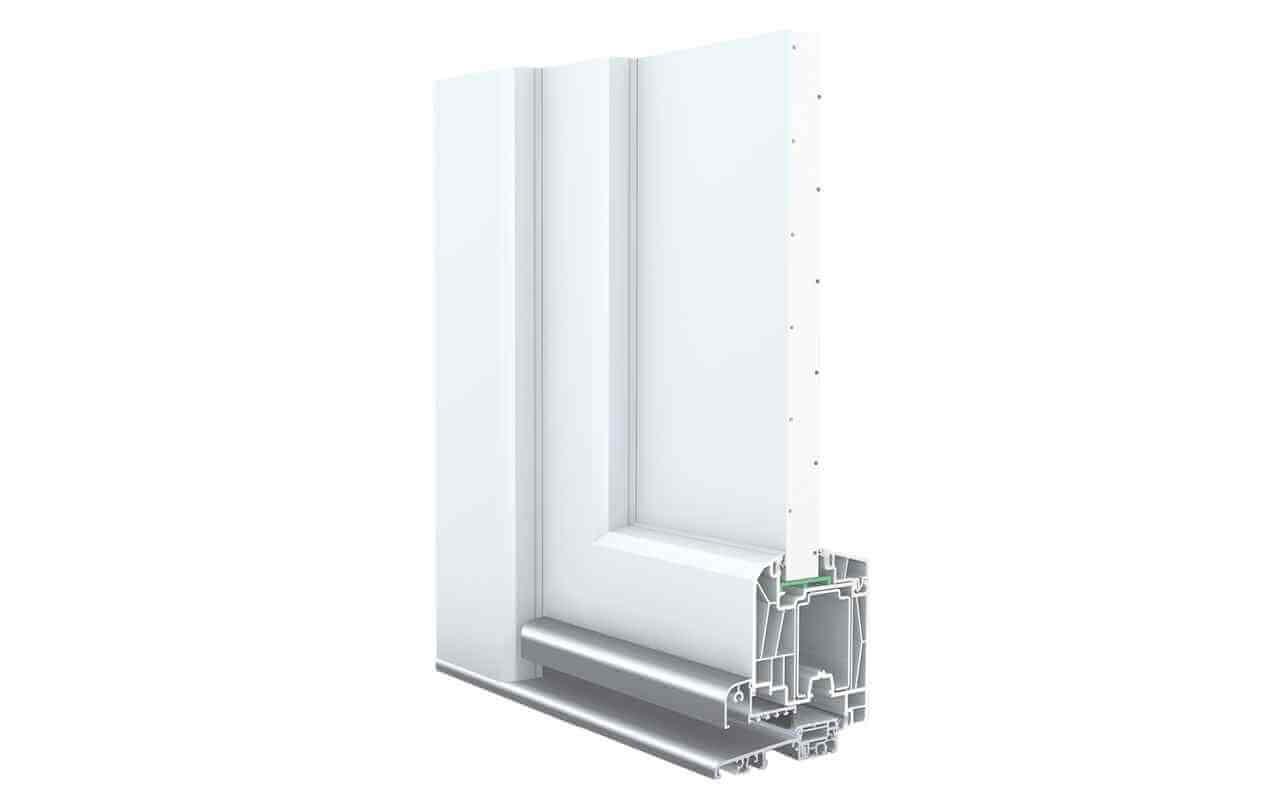 kunststoff aluminium t ren schmidt. Black Bedroom Furniture Sets. Home Design Ideas